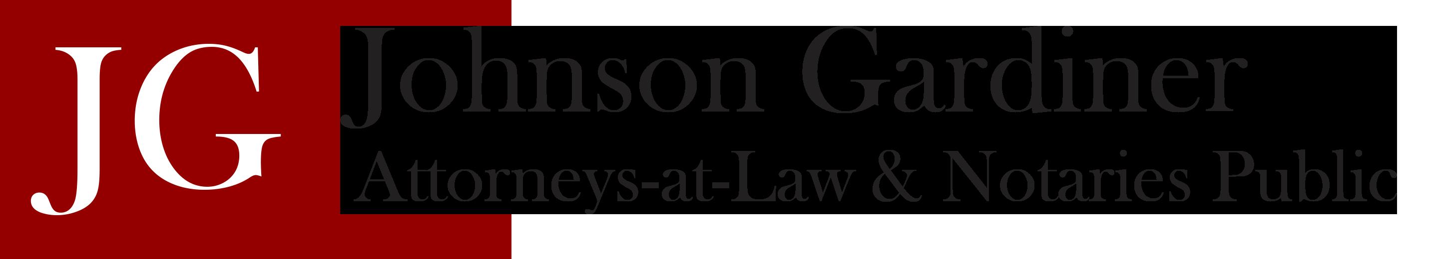 Johnson Gardiner, Attorneys At Law & Notaries Public